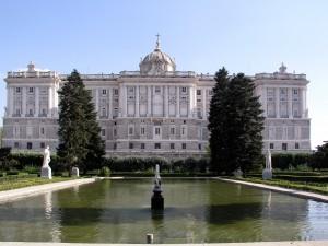 boka hotell i Madrid