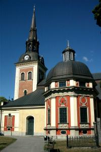 kyrka i Södertälje