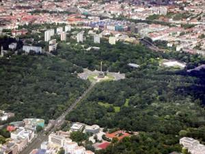 park i Berlin
